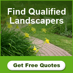 Red Devil AK qualified landscapers