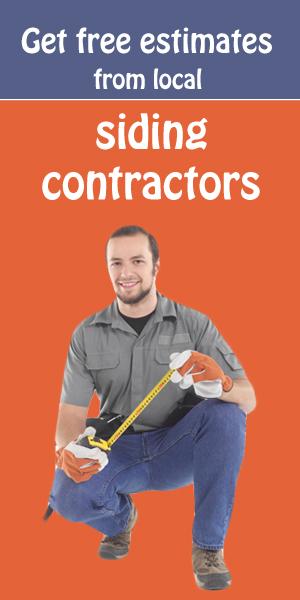 Siding contractors